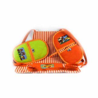 Narancssárga konyhai ajándékcsomag
