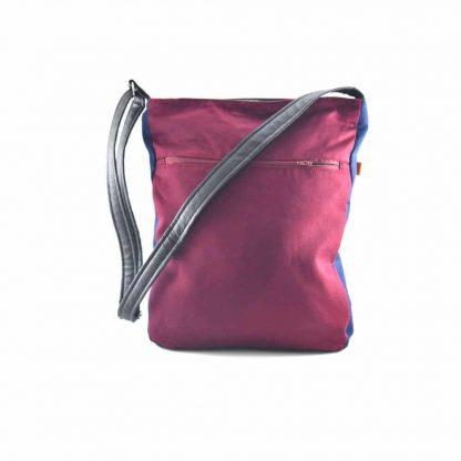 Színes lovas festett táska