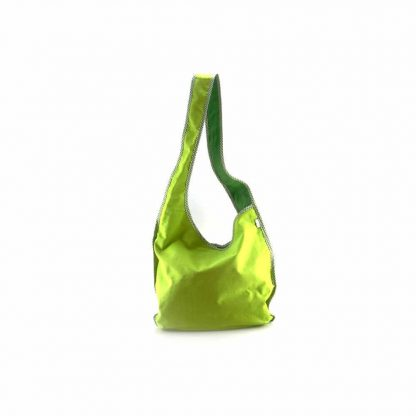 Zöld-barna méhecskés hobbi táska