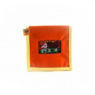 Narancs sünis mobil töltő tartó