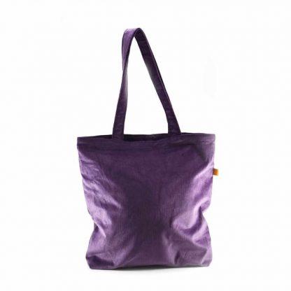 Lila fiús bevásárló táska