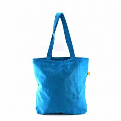 Kék méhecskés bevásárló táska