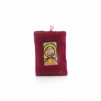 Rózsaszín lányos pikk-pakk táska
