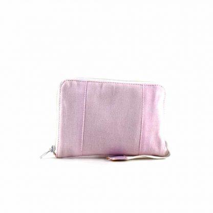 Rózsaszín madáretetős pikk-pakk táska