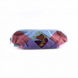 Kék-lila pónis tolltartó